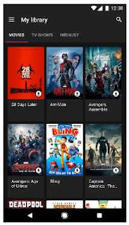 Cara Nonton TV Google Play Movie dan TV