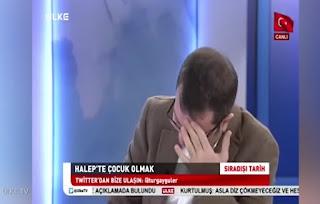 Bocah Aleppo Dibedah Tanpa Bius, jurnalis menangis