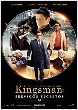 Kingsman: Serviço Secreto Torrent Thumb