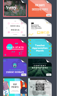 Canva Adds Presentation Templates