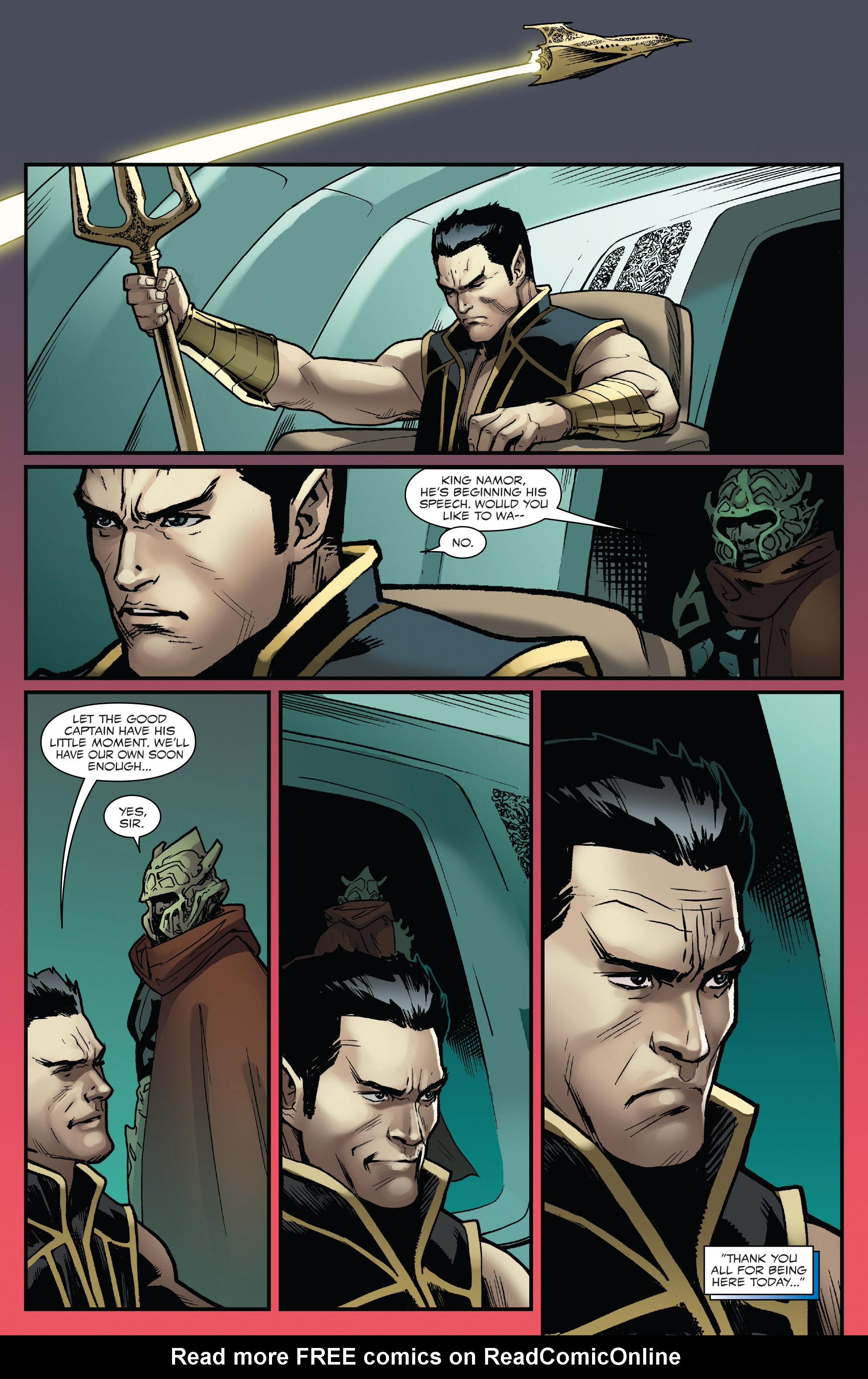Read online Captain America: Steve Rogers comic -  Issue #18 - 7