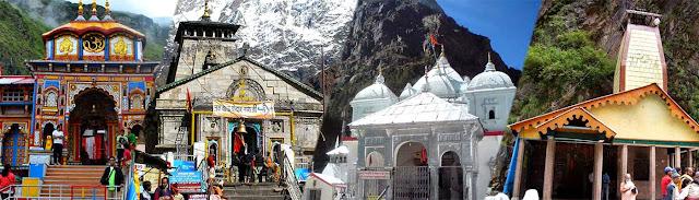 chardham yatra travelshastri