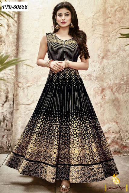 Mouni Roy Anarkali Suits Online | Women Clothing Online Store