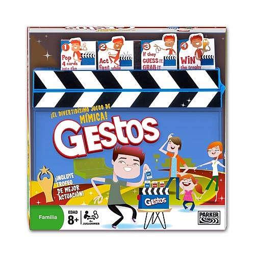 Juego Gestos Juegos De Mesa Y De Tablero
