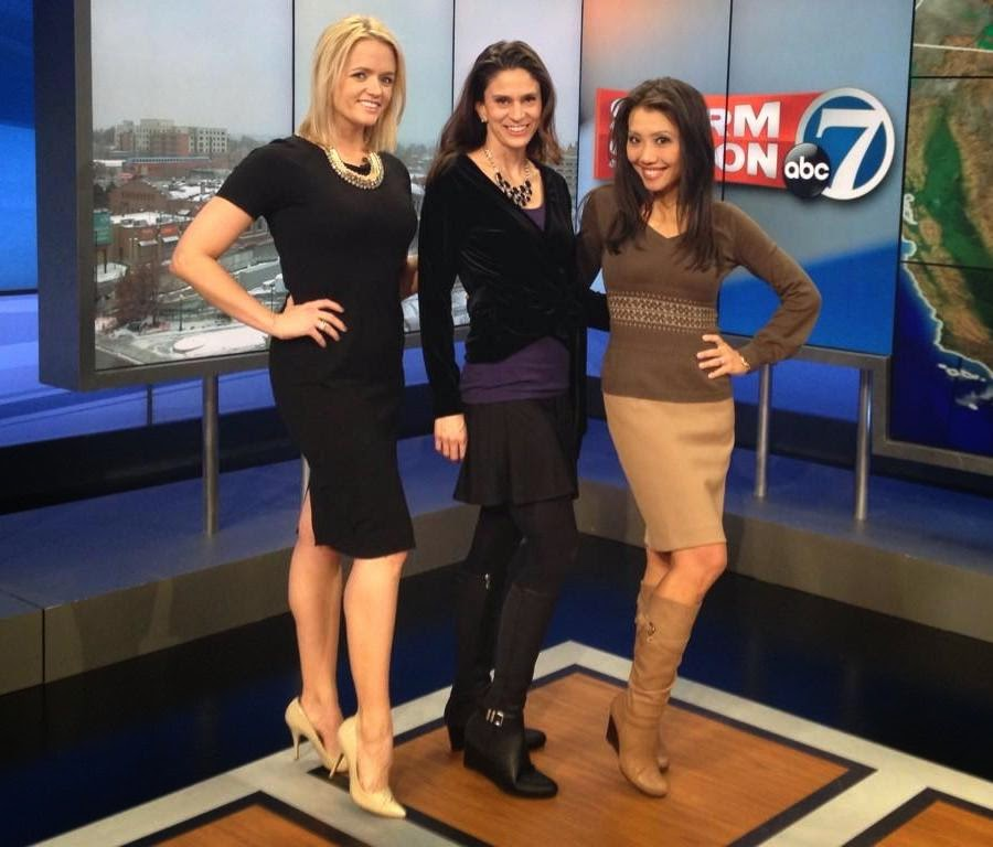 Denver News 7: THE APPRECIATION OF BOOTED NEWS WOMEN BLOG : Christine Chang