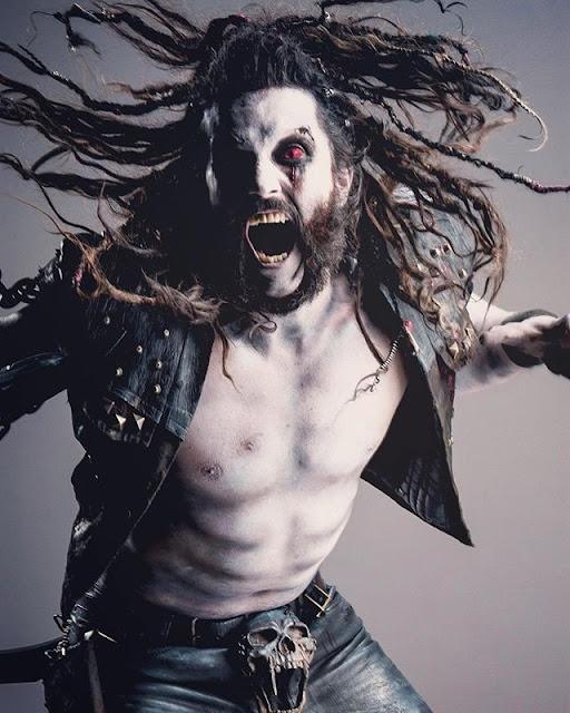 Aspecto de Lobo de su serie  KRYPTON, que aparecerá como villano en su segunda temporada este 2019.