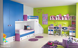 Modern Children's Rooms 27