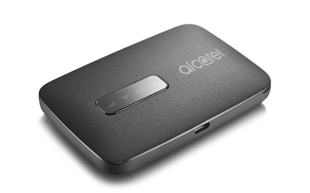 Review Mifi Alcatel MW40