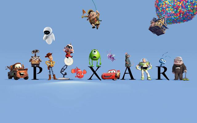 Как писать сценарий - советы Pixar
