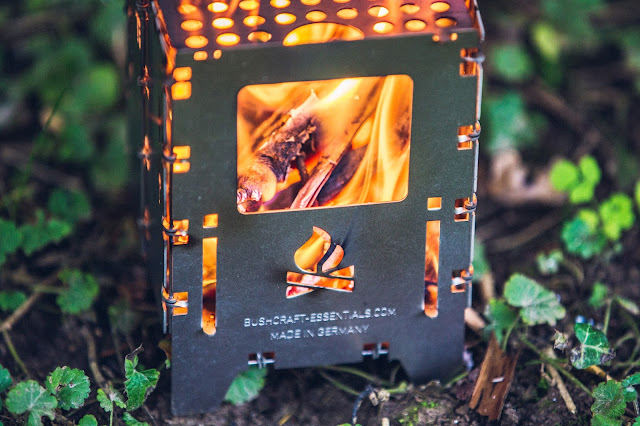 Gear of the Week #GOTW KW 40  Bushcraft Essentials  Bushbox LF Titan 12