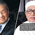 'Negara dalam bahaya kalau Mahathir menang PRU14' - kata Hadi Awang