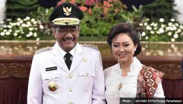 PDIP Bakal Usung Djarot Sebagai Cagub di Pilgub Sumut?