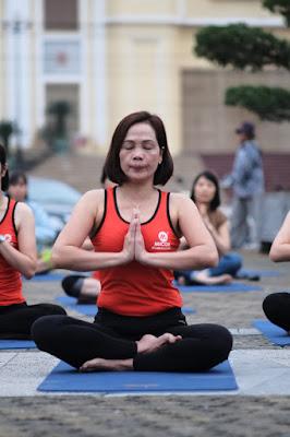 Nghiên cứu sâu về thực phẩm, chế độ ăn uống sau khi tìm đến yoga