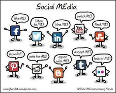 """When I was kid, my social network was called """"outside""""."""