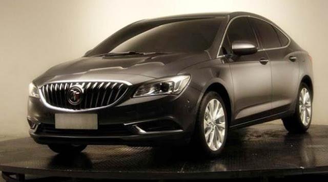 2018 Buick Verano Redesign, Rumors
