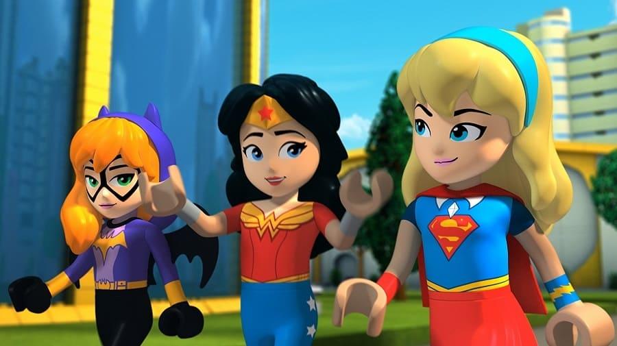 Lego Dc Super Girls - Controle Mental Torrent