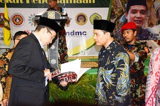 TGB Sebut Muhammadiyah Abun Organisasi Islam