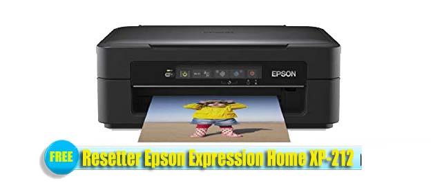 Epson  XP-212 Adjustment Program