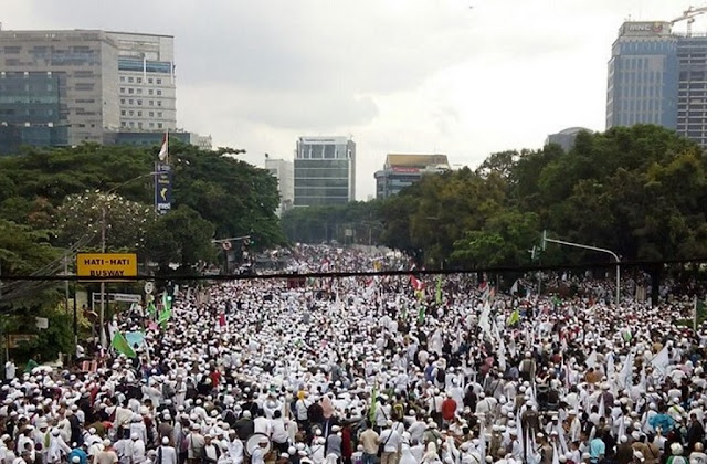 Gerindra: Harusnya Mikir, Umat Islam Turun karena Penegakan Hukum Ahok Tersumbat