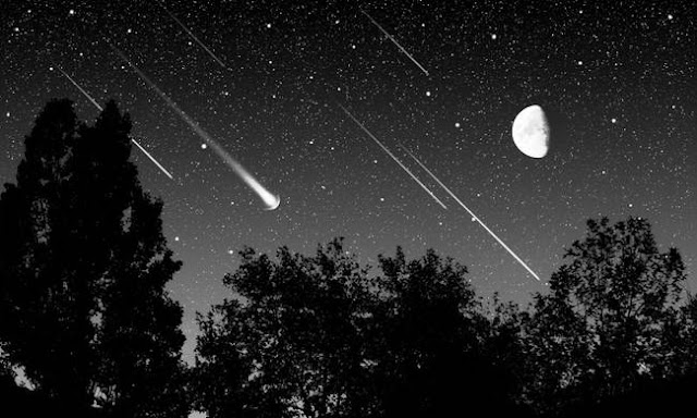 NASA: Τα «πεφταστέρια» το βράδυ της Πέμπτης θα είναι τα πιο θεαματικά της τελευταίας δεκαετίας