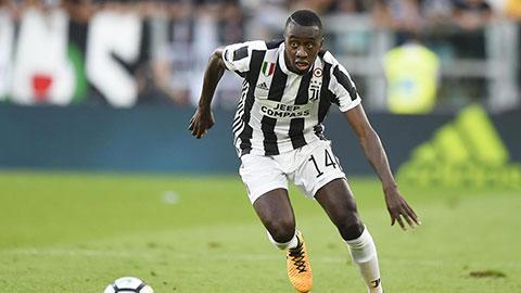 Blaise Matuidi đang thi đấu cho câu lạc bộ Juventus.