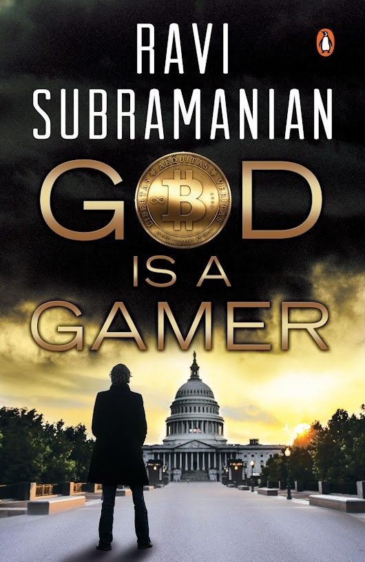 God is a Gamer - Ravi Subramanian - A Book Review