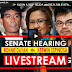 LIVE NOW: FACE OFF KERWIN ESPINOSA and RONNIE DAYAN in SENATE HEARING   DE LIMA INAASAHANG DUMALO