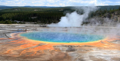supervolcano yellowstone national park