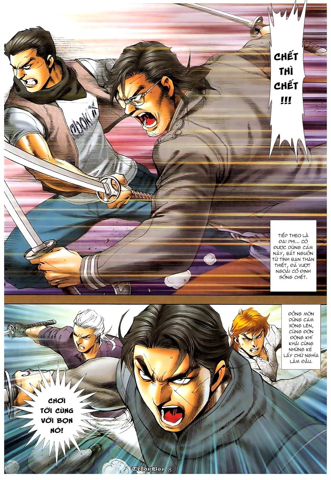 Người Trong Giang Hồ - Chapter 1219: Sống chết cũng theo - Pic 6