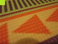 """Muster: Yogamatte """"Ravana"""" Die ideale Yoga- und Gymnastikmatte für Yoga-Einsteiger. Maße: 183 x 61 x 0,4cm / Indian türkis"""