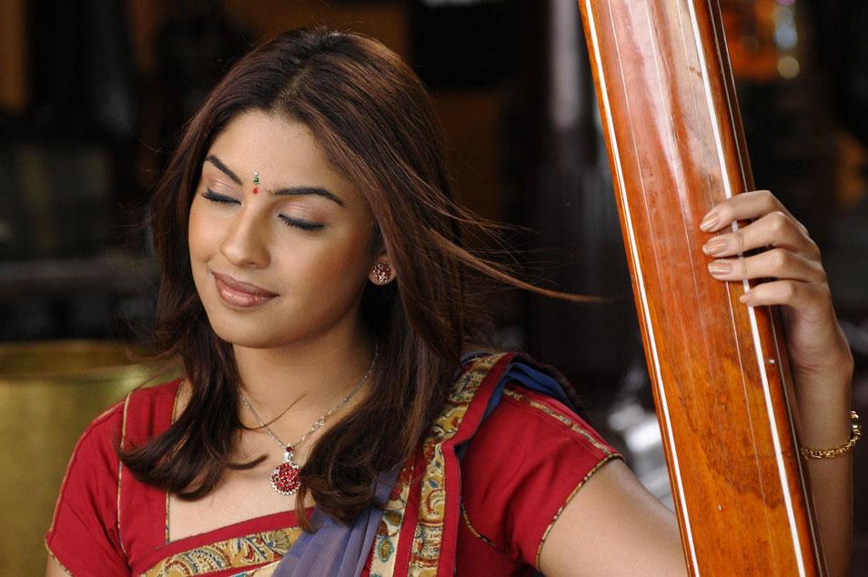 Richa Gangopadyay in Saree Latest Stills