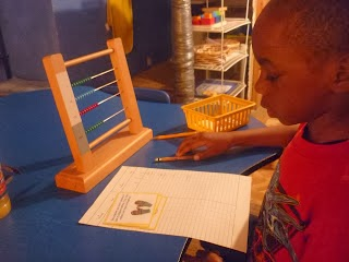 We Dont Need No Education Make Your Own Small Bead Frame Or Abacus