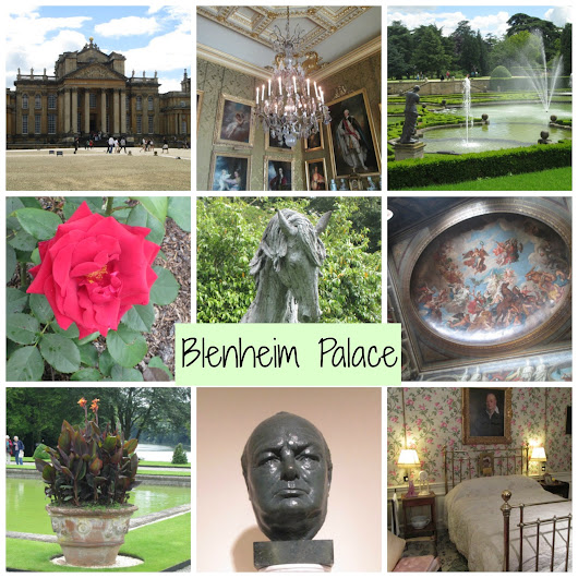 Places to Visit: Blenheim Palace