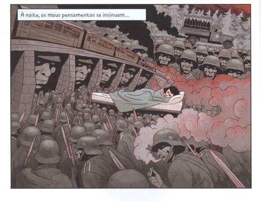 O diário de Anne Frank ganha versão em quadrinhos