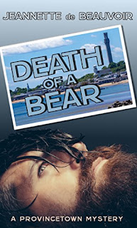 https://www.amazon.com/Death-Bear-Provincetown-Mystery-Ptown-ebook/dp/B071WK34QM/ref=sr_1_1?ie=UTF8&qid=1496769313&sr=8-1&keywords=death+of+a+bear+de+beauvoir