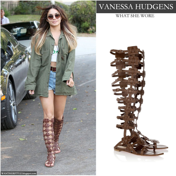 Gladiator Sandals Are Your Eternal Summer Sexy 187 Reach