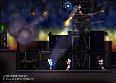 企鵝戰爭2(TAGAP 2,可玩性高的卡通風格橫版過關!