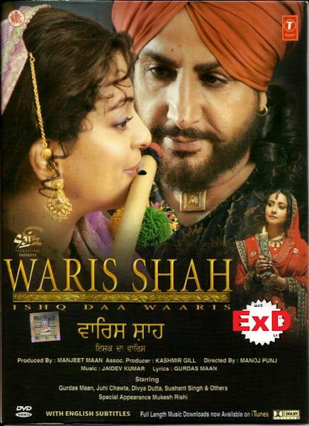 Poster of Waris Shah Ishq Daa Waaris 2006 480p Punjabi DVDRip Full Movie Download