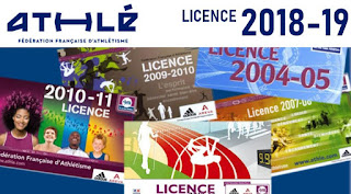 Licence FFA 2018-2019
