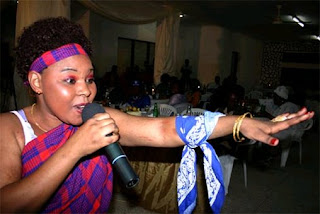 Saida Karoli - Nsenene