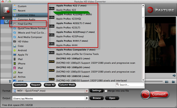 Avid MXF to FCP - Can FCP import Avid MXF Files on Mac?