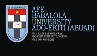 ABAUD Undergraduate Admission list 2018/19
