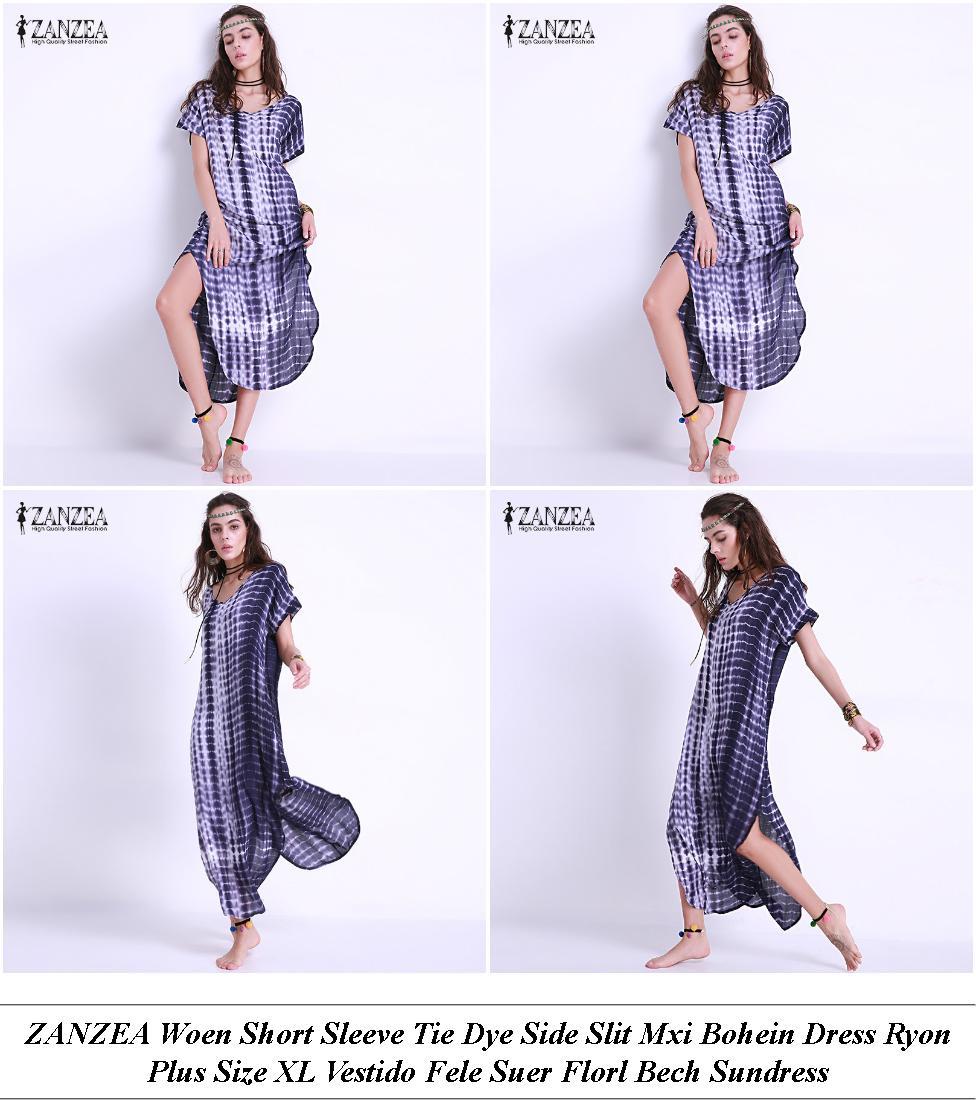 Zendaya Purple Yellow Dress - Cheap Womens Plus Size Clothing Online - Teal Dress For Each Wedding