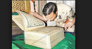 SESAT! Syiah Berkeyakinan Al Quran Sekarang Banyak Ayat yang Dirubah dan Dihapus