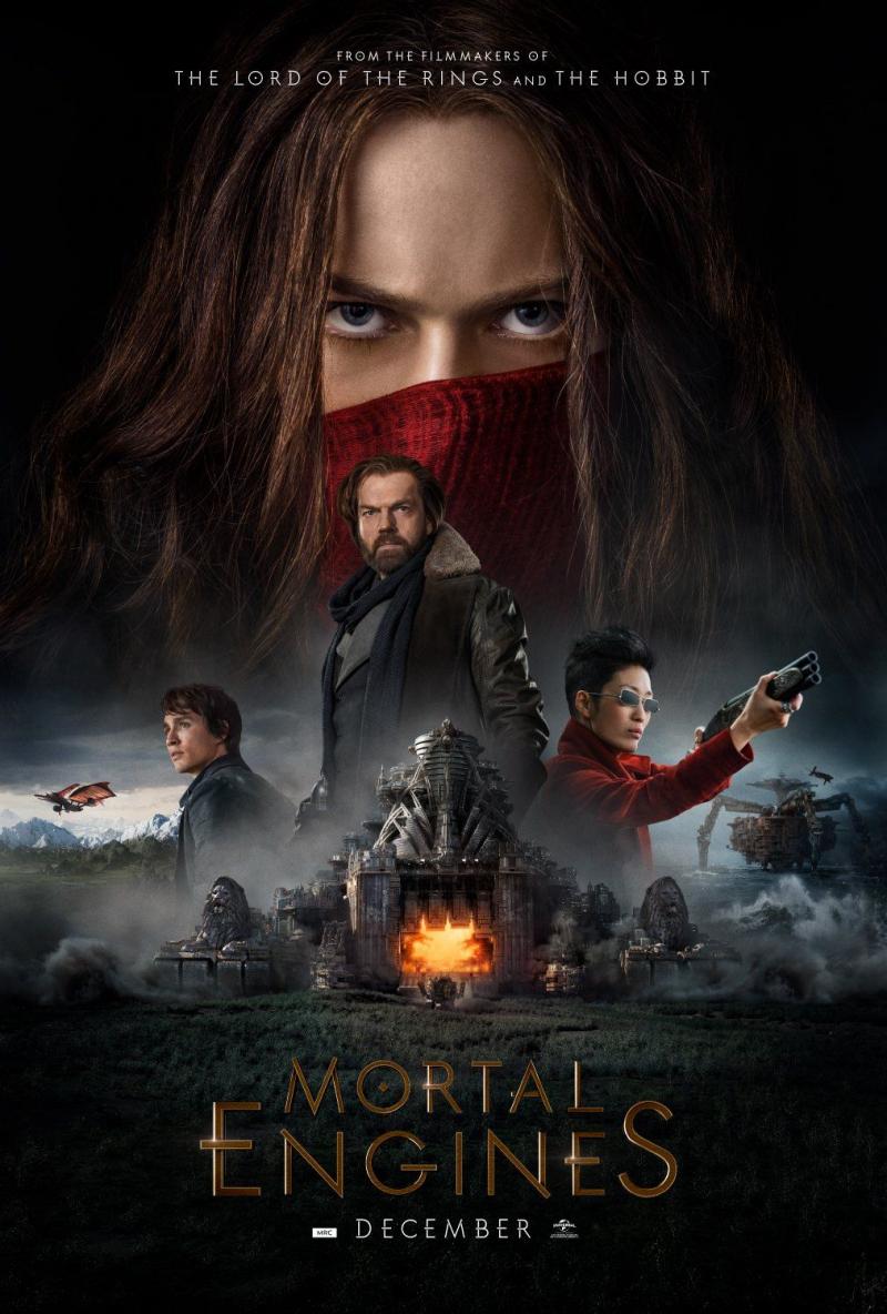 Cỗ Máy Tử Thần - Mortal Engines
