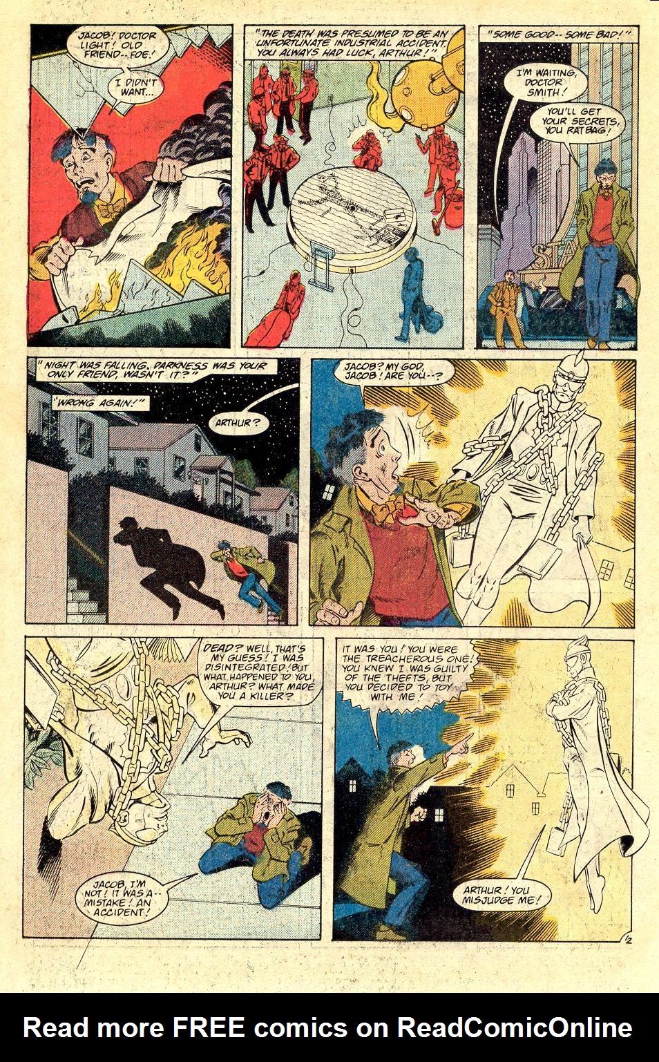Read online Secret Origins (1986) comic -  Issue #37 - 34