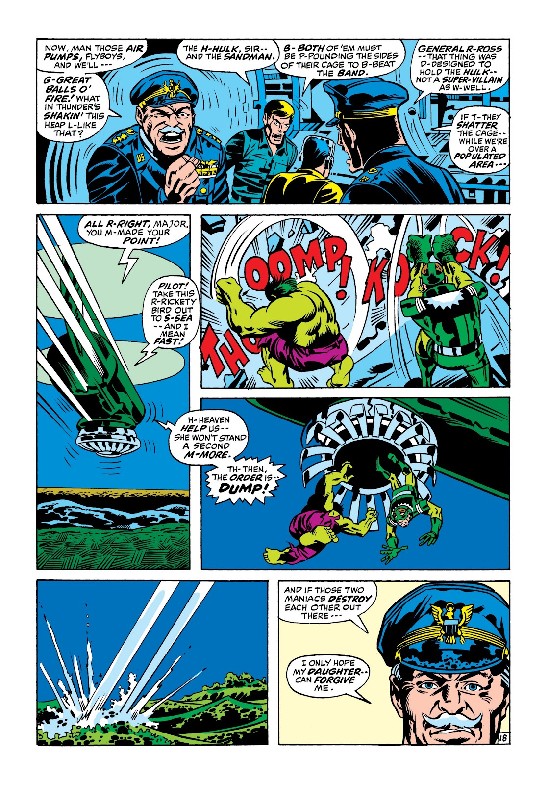 Read online Marvel Masterworks: The Incredible Hulk comic -  Issue # TPB 7 (Part 1) - 84
