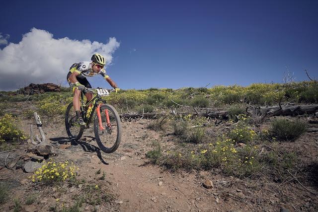 BUFF SCOTT MTB EN LA CATALUNYA BIKE RACE