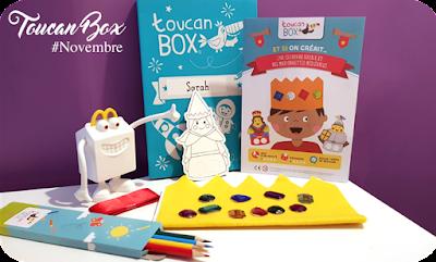Toucan Box - Activités Manuelles et Créatives