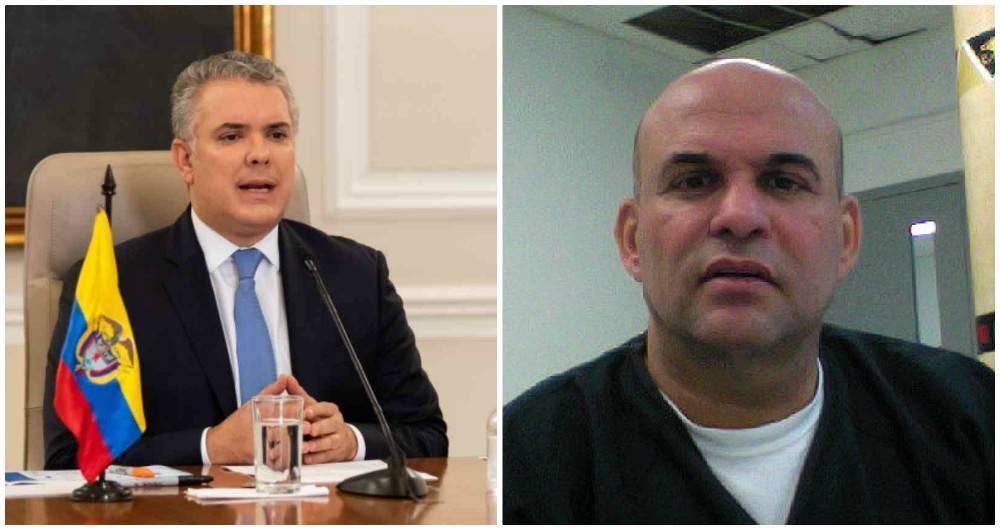 A Gobierno le preocupa algo? contempla ir a Tribunal Europeo de DDHH por extradición de Mancuso
